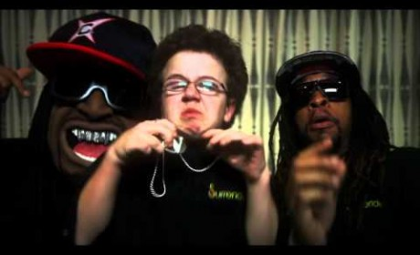 Video: Turbulence – Get Outta Your Mind – Shots Mega-Mix ( Keenan Cahill and Lil Jon ) At Surrender Las Vegas