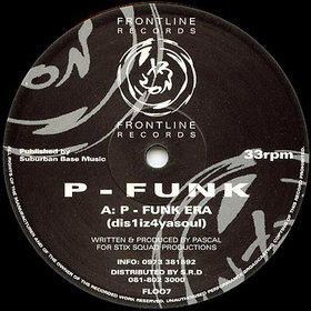 pfunk Pascal   P Funk Era (Zinc Remix): Free Download