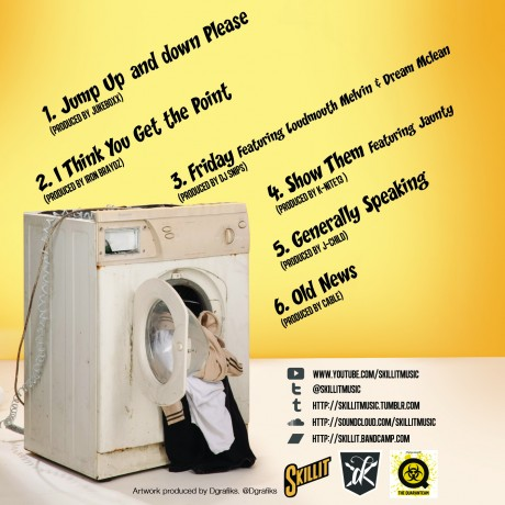 dirty laundry back cover v1 460x460 Download: Skillit   Dirty Laundry Volume 1