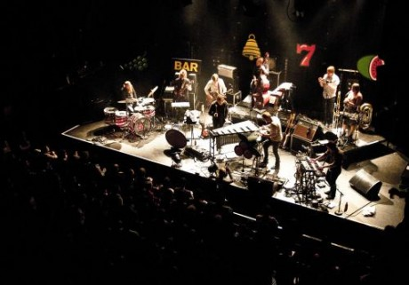 PhotobyBardSogge 460x321 Event: Jaga Jazzist with Britten Sinfonia + Lars Horntveth   Live at The Barbican, 16th June