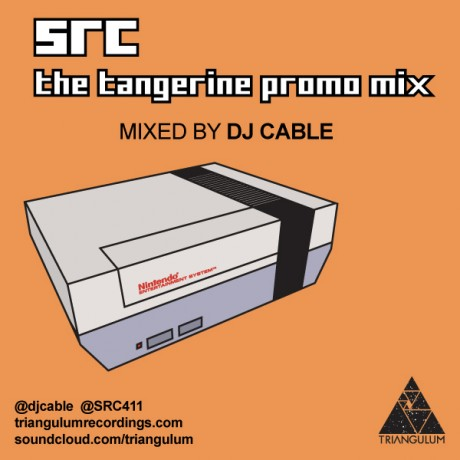 tangerine mix FINAL 460x460 SRC   The Tangerine Promo Mix (Mixed By DJ Cable)   Hosted by Mixmag
