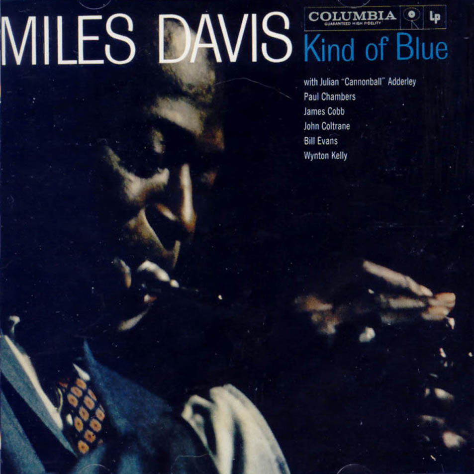 miles davis kind of blue frontal1 Fields interview