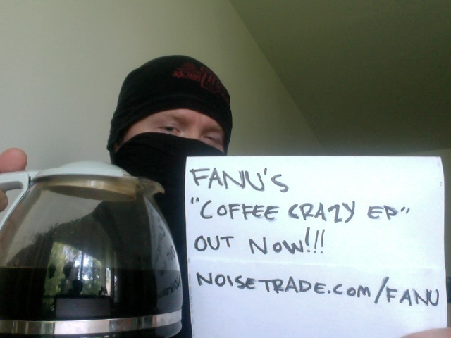 ninja2 Fanu Coffee Crazy ep out now