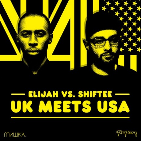 Elijah vs Shiftee 500x500 460x460 Download: Elijah VS. Shiftee UK Meets USA