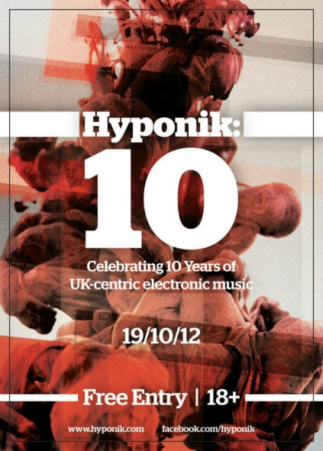  Hyponik 10th Birthday