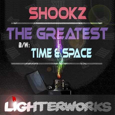 Shookz, new Lighterworks release