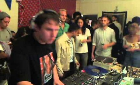 Hudson Mohawke &#8211; Boiler Room &#8211; Hip Hop Set