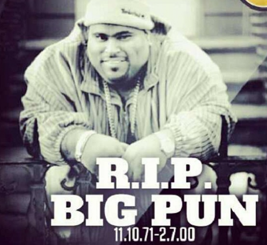 Screen Shot 2013 02 08 at 12.08.43 Yesterday was 13 years since the unexpected death of Big Pun.