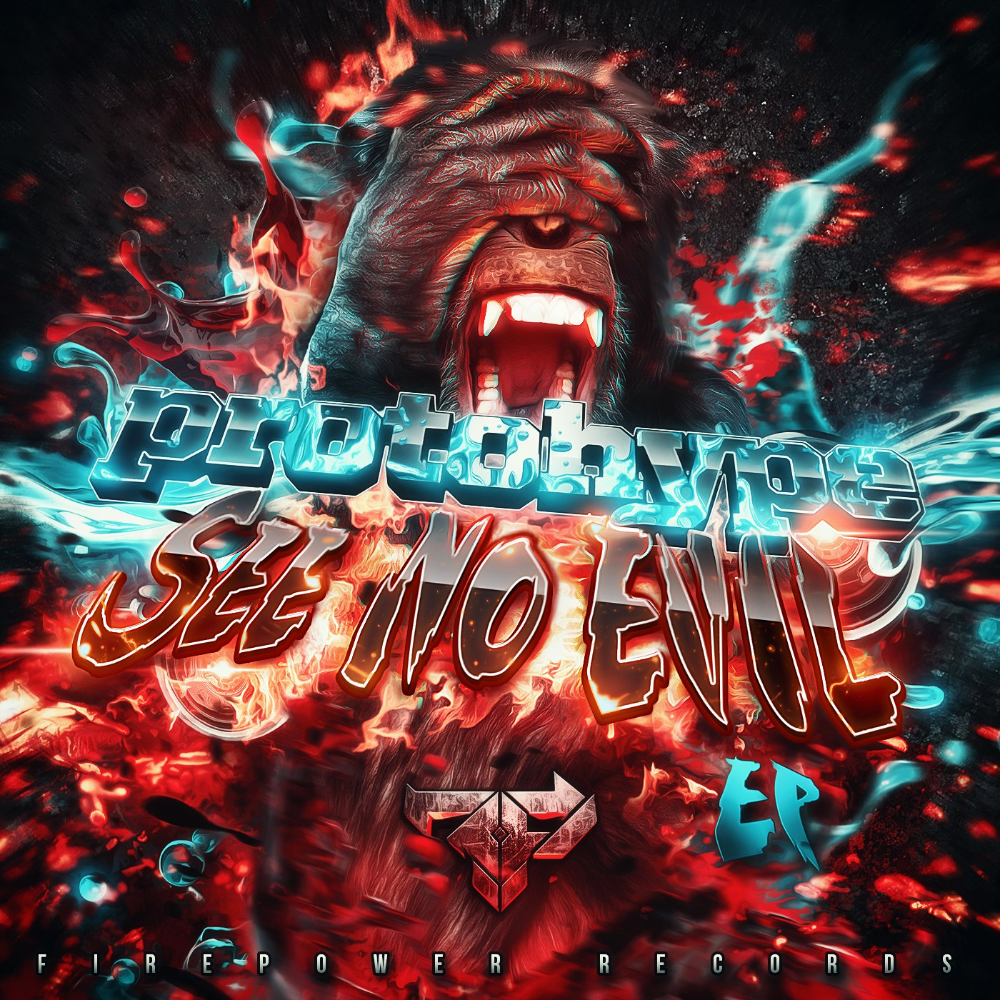 protohype see no evil ep art 1400x1400 Protohype interview