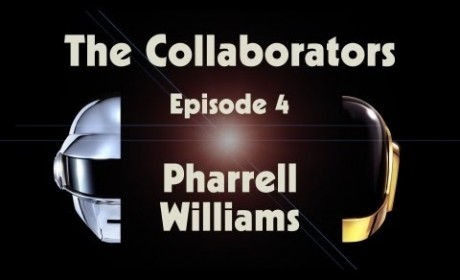 Video: Pharrell Williams talk Random Access Memories