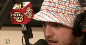 Mac Miller Freestyle on Funk Flex
