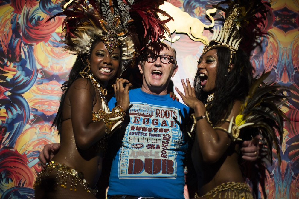 David Rodigan, Red Bull Notting Hill 2013