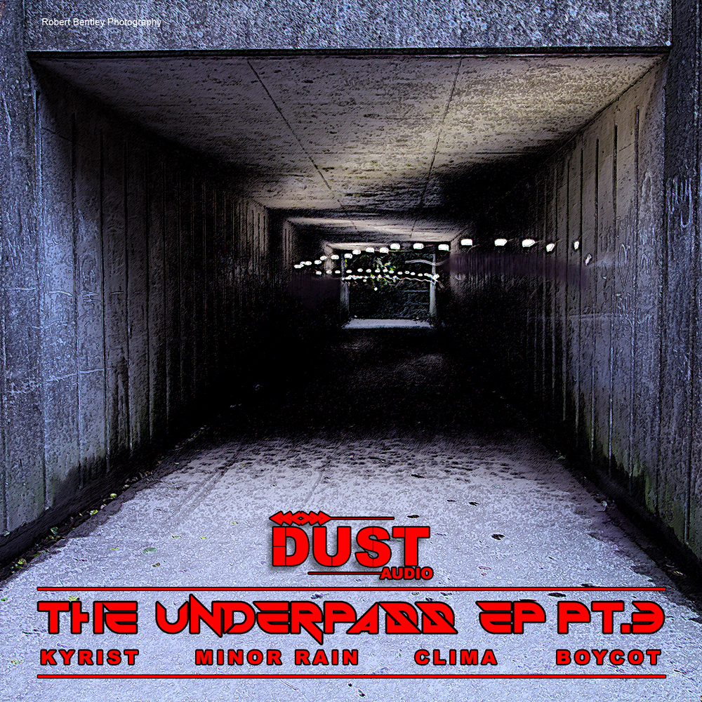 Underpass pt 3 1500x1500 artwork Dust Audio interview