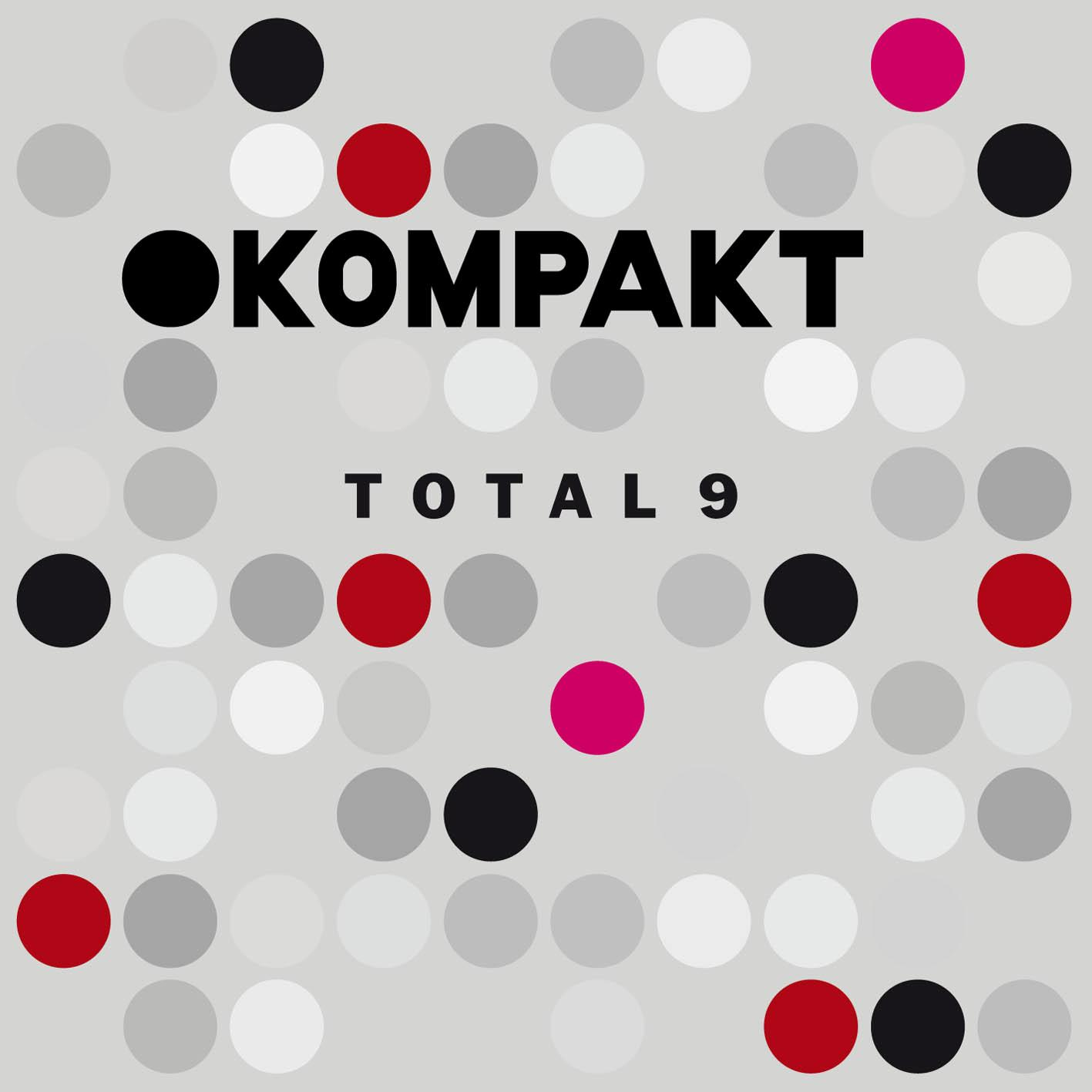total 9 artwork Kompakt Total 9