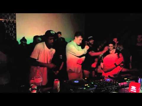 Video: DJ EZ x RBMA x Boiler Room
