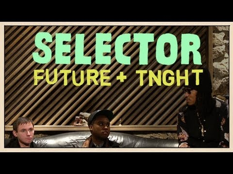 TNGHT & Future – In the Studio – Fresh TNGHT beats.