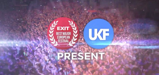 UKF X-Bass at EXIT 2014