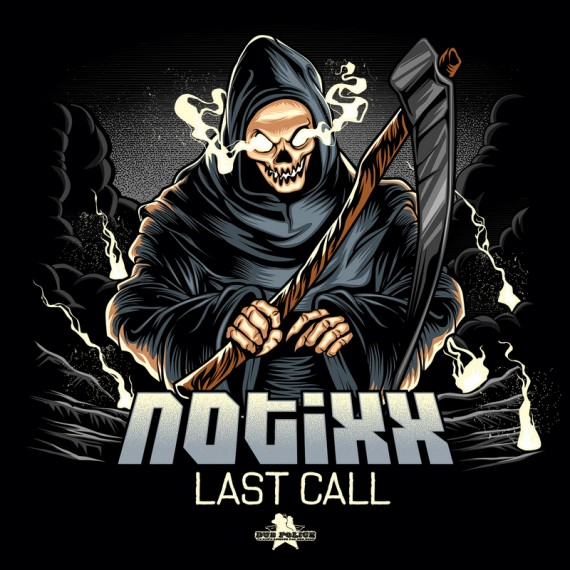 DP108 Notixx 'Last Call' - Artwork