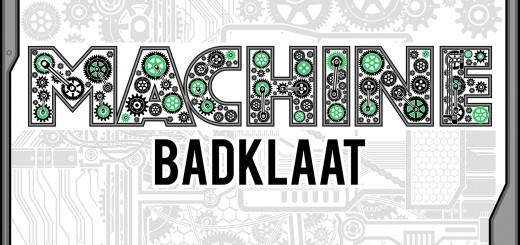 DP111 BadKlaat - Machine EP - Artwork