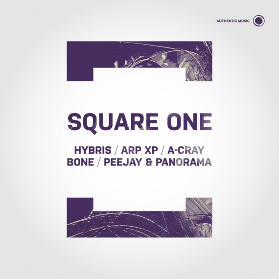 1-square one EP cover