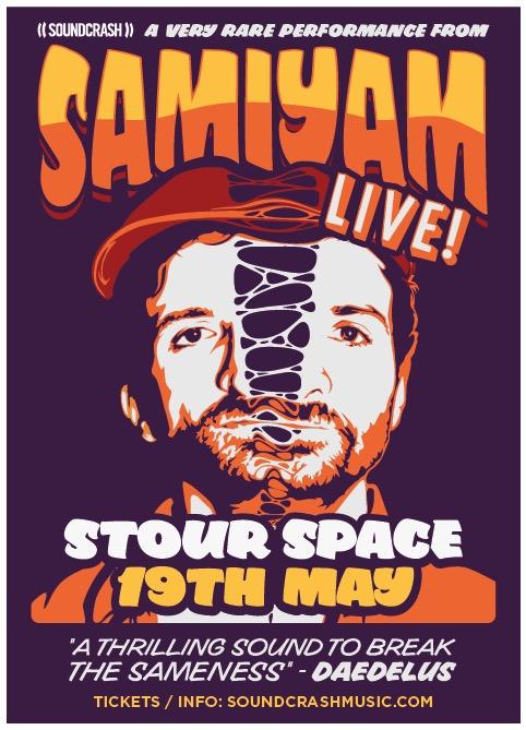 Samiyam Stour Space London